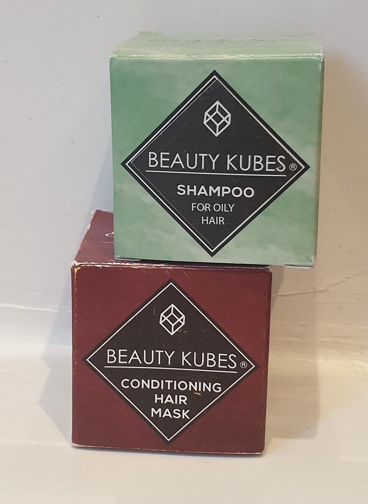 Picture of Beauty Kubes shampoo replacement